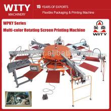 Печатная машина экрана тенниски