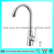 Water Faucet Chrome Mixer Hot and Cold for Kitchen