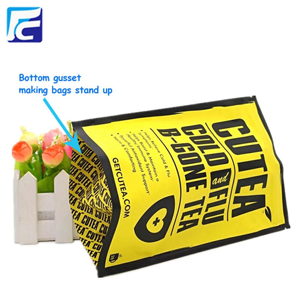 Laminated aluminum foil bag