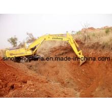 Excavadora de oruga hidráulica grande Sc400.8