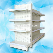 Light Duty Cold Rolled Stahl Supermarkt Commodity Display / Storage Racks