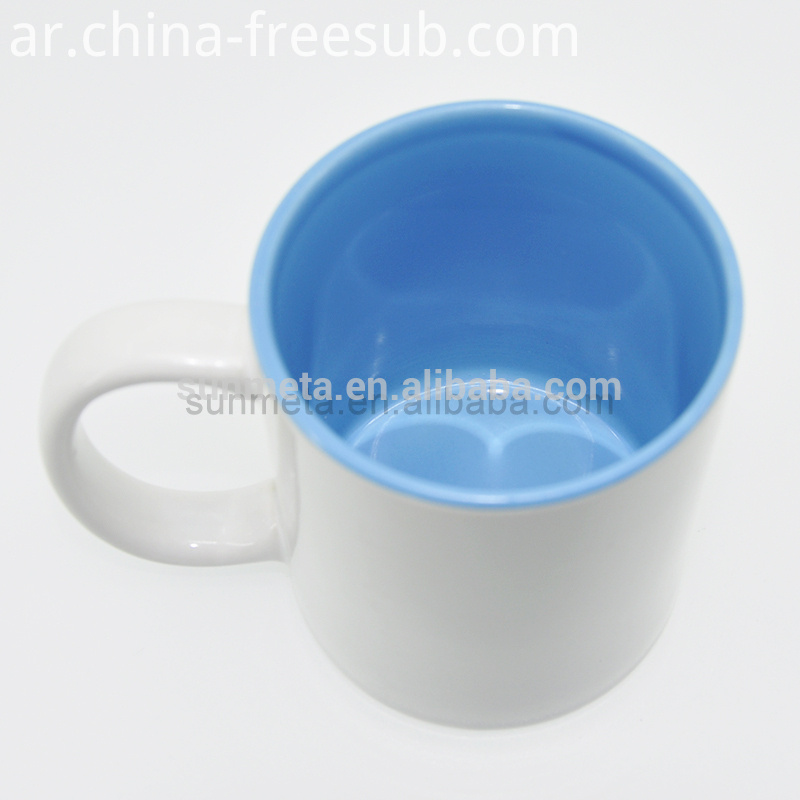 FREESUB Sublimation Heat Press Mug With Photo