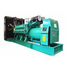 Googol 50Hz 1600kw Generator Kraftstoff Diesel Gas Mischung