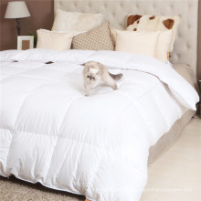 White 100% Cotton Comforter (WSQ-2016014)