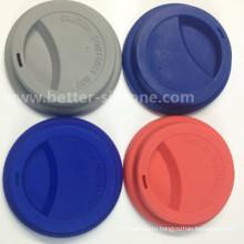 Модные подгонянные крышки силиконовой чашки
