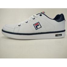 Fashion Design White Skate Shoes for Men