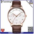 Yxl-559 Ultra Slim High Quality 5 Hands Business Man Watch, Watch Looks Luxury, 3 ATM Stainless Steel Watch