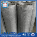 Mesh Wire Crimped dengan Edge Close
