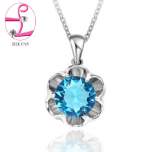 Supply Popular Silver Plated Hand Pendant From Zhefan Jewelry