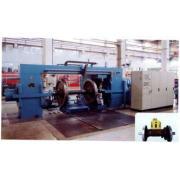 50KW DC 24V 3150KN Hydraulic Wheel Bearing Press For Inspec