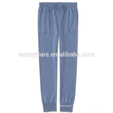 Autumn and Winter Pure Cashmere Pants For Women