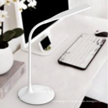 Nom du produit: Lampe de table à LED rechargeable (LTB866)