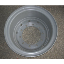 Light truck steel wheel hub