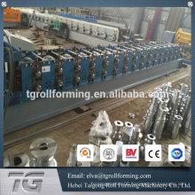 Construction machinery door frame bending machine