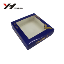 colorful small pvc boxes for cosmetic/small paper cosmetic gift box packing