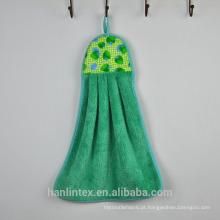 Coral toalha de mão de criança Fleece