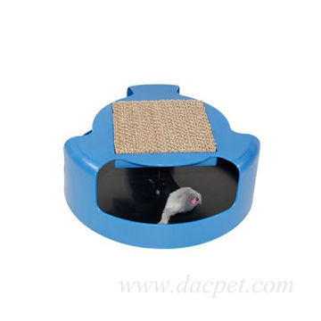 Pet toys cat and mouse chase toy