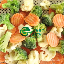 Fresh IQF California Mixed Vegetable