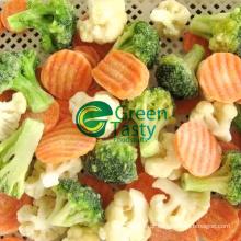 IQF fresco, Califórnia, misturado, vegetal