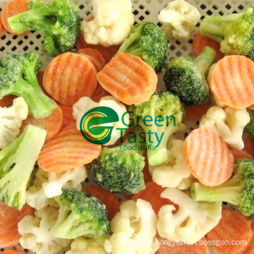 Fresh IQF California Mixed Vegetable