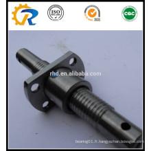 Vis à bille de qualité C5 SFU2005 pour machine CNC