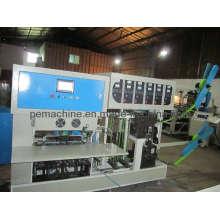Automática não-tecidos soft loop máquina de vedação do punho (CE)
