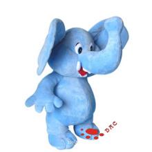 Gefüllter Tier-Plüsch-Farb-Elefant