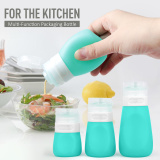 Silicone Mini Squeezable Condiment Bottle