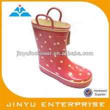 Nouveauté bottes en latex Kids Dots
