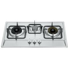 Três fogão a gás do queimador (SZ-LX-217)