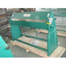 Máquina de dobrar folha de metal manual (ESF1020B)