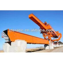 Chemin de fer passager dédié haute efficacité pont poutre érection Machine