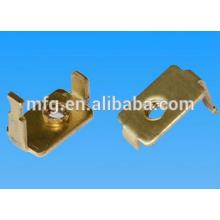 Producto de molde continuo del interruptor de cobre de encargo
