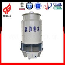 Calcul de la tour de refroidissement industrielle de 8m3 par hr FRP