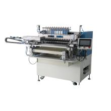Automatische 16-Achsen-Wickel- und Klebemaschine