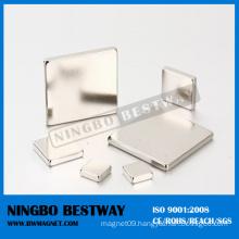 Cornered Strong High Grade Block Magnet