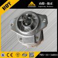 Komatsu pièces WA120-1LC pompe ensemble de chargeur de roue pièces 705-11-34011A