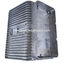 Alumbrado anodizado de aluminio