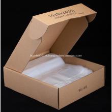 Saco de empacotamento vegetal de plástico