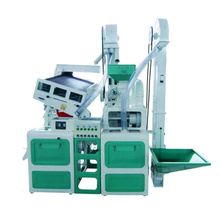 Real manufacturer of CTNM15 mini auto combined rice mill
