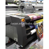 Flatbed Printing Machine 3.1*1.6M, Banner Hybrid printer FRT3116/ Roll to Roll printer