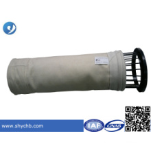 Dust Filter Bag Comply with Filter Bag Cage for Chemical Industry