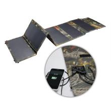 Carregador solar impermeável de emergência de 36W