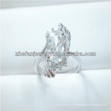 Животных секс женщин кольцо с большим бриллиантом кольцо с крыла кольцо