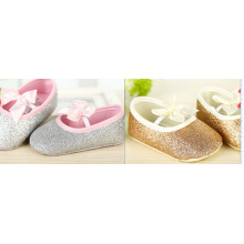 popular shoes with bow-knot for infant