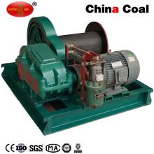 Treuil électrique souterrain de câble métallique d'extraction pour tirer et soulever