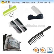 2014 new style hot sale plastic comb,hotel comb,disposable comb mold maker