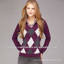 cashmere sweater for ladies 2012