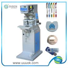 Cojín de neumático 2 colores precio de máquina de impresión