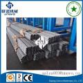 Rollenförmiger Stahlstrebenkanal